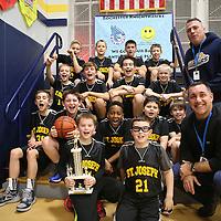 2015 Jaguars Basketball
