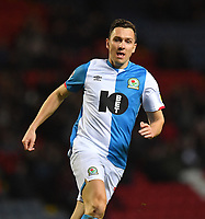Blackburn Rovers' Stewart Downing<br /> <br /> Photographer Dave Howarth/CameraSport<br /> <br /> The EFL Sky Bet Championship - Blackburn Rovers v Hull City - Tuesday 11th February 2020 - Ewood Park - Blackburn<br /> <br /> World Copyright © 2020 CameraSport. All rights reserved. 43 Linden Ave. Countesthorpe. Leicester. England. LE8 5PG - Tel: +44 (0) 116 277 4147 - admin@camerasport.com - www.camerasport.com