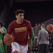 USC Men's Basketball v Oregon