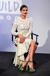 Priyanka Chopra during a BUILD series event to promote Baywatch, held at Shropshire House, London.