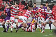 Doncaster Rovers v Cheltenham Town 110317