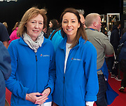 02/07/2017 REPRO FREE: LookWest.ie 's Mary Keaveney and Karen Sweeney at Seafest 2017, the National Maritime Festival which  in Galway.<br /> . Photo:Andrew Downes, xposure .