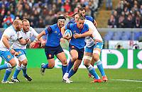 Gael FICKOU - 15.03.2015 - Rugby - Italie / France - Tournoi des VI Nations -Rome<br /> Photo : David Winter / Icon Sport