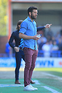 Brian Barry Murphy during the EFL Sky Bet League 1 match between Rochdale and Wycombe Wanderers at Spotland, Rochdale, England on 19 April 2019.