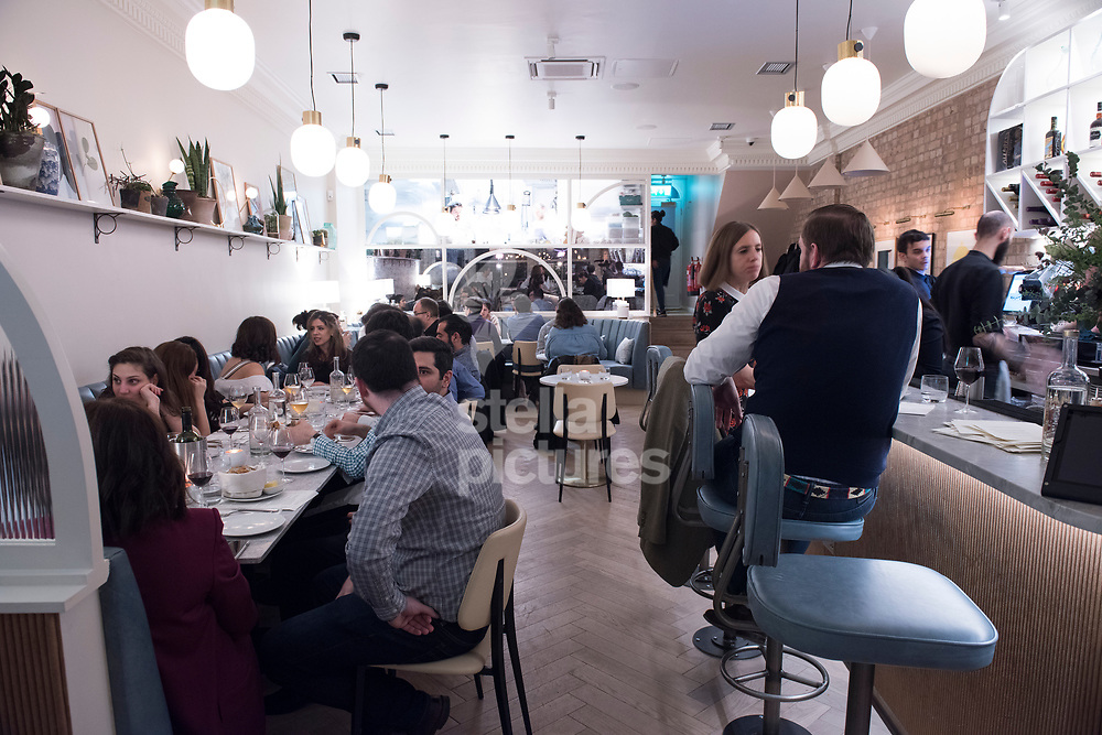 A general view of Ham as part of Evening Standard restaurant review.<br /> Picture by Daniel Hambury/@stellapicsltd 07813022858<br /> 10/03/2018