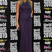 MON/Monte Carlo/20100512 - World Music Awards 2010, Tiziana Rocca