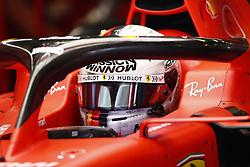 May 10, 2019 - Barcelona, Spain - Motorsports: FIA Formula One World Championship 2019, Grand Prix of Spain, ..#5 Sebastian Vettel (GER, Scuderia Ferrari Mission Winnow) (Credit Image: © Hoch Zwei via ZUMA Wire)