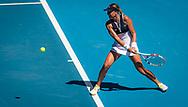 Anett Kontaveit of Estonia in action during her quarter final match at the 2020 Australian Open, WTA Grand Slam tennis tournament on January 29, 2020 at Melbourne Park in Melbourne, Australia - Photo Rob Prange / Spain ProSportsImages / DPPI / ProSportsImages / DPPI