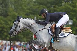 Sato Eiken (JPN) - Lilly Fee<br />Flanders Horse Event - Beervelde 2012<br />© Hippo Foto - Counet Julien