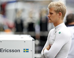 June 23, 2018 - Le Castellet, France - Motorsports: FIA Formula One World Championship 2018, Grand Prix of France, .#9 Marcus Ericsson (SWE, Alfa Romeo Sauber F1 Team) (Credit Image: © Hoch Zwei via ZUMA Wire)