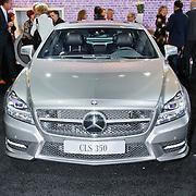 NLD/Amsterdam/20101212- Enkele stands op de Miljonairfair 2010, stand Mercedes Benz