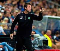 18/09/14 UEFA EUROPA LEAGUE<br /> SALZBURG v CELTIC<br /> RED BULL ARENA - SALZBURG<br /> Celtic Manager Ronny Deila