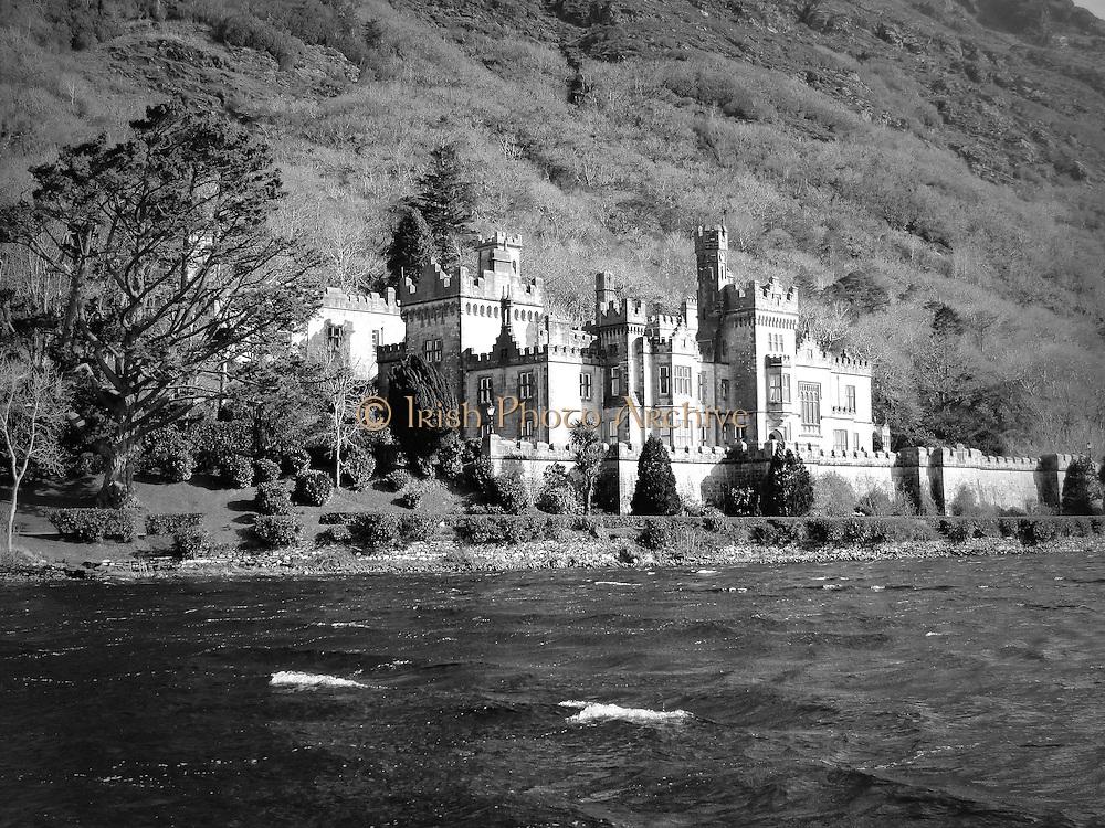 Kylemore Abbey, Connemara, Galway 1871
