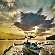 Philippine Banka (pump-boats)