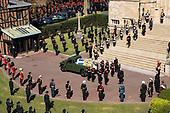 April 17, 2021 - UK: The Funeral Of Prince Philip, Duke Of Edinburgh Is Held In Windsor