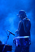 Beats Unique performs at Bumbershoot 2013 in Seattle, WA USA