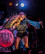Delta Rae Blue Ocean Music Hall 09202017