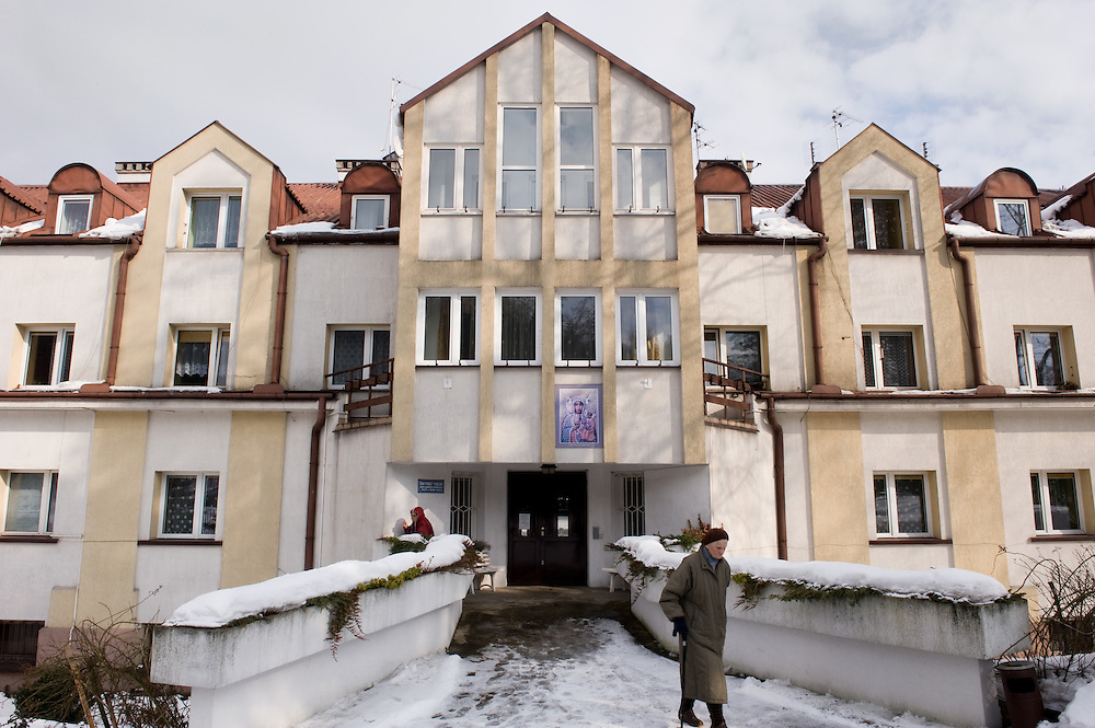 The retirement home, Dom Opieki Społecznej/ DPS w Krakowie run by the Congregation of the Little Servant Sisters of the Immaculate Conception of the Most Blessed Virgin Mary<br /> <br /> The retirement home was founded in March 1995 and the director is Sister Agata Komisarczyk.