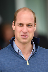 The Duke of Cambridge leaves after a visit to Coach Core Essex in Basildon, Essex. Picture date: Tuesday October 30th, 2018. Photo credit should read: Matt Crossick/ EMPICS Entertainment.