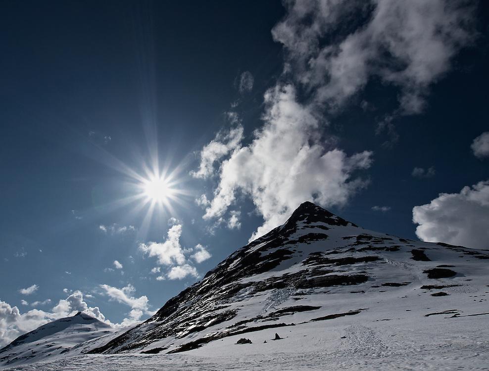 Norway - Bispen mountain in Isterdalen