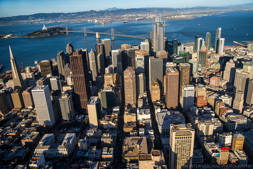Central Business District II, San Francisco