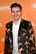100% NL Awards 2018 in Panama, Amsterdam.<br /> <br /> Op de foto:  Joost Wander