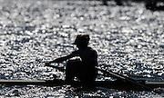 Brandenburg. GERMANY.GBR LW1X, Imogen WALSH.<br /> 2016 European Rowing Championships at the Regattastrecke Beetzsee<br /> <br /> Sunday  08/05/2016<br /> <br /> [Mandatory Credit; Peter SPURRIER/Intersport-images]