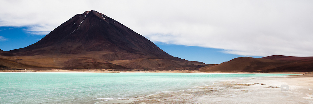 The Volcanic and lake filled Eduardo Avaroa Andean Fauna National Reserve in SW Bolivia is its most important protected area due to turrism and its many endemic speicies of birds.