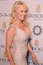 Pamela Anderson attending the de Grisogono party ahead the 70th Cannes Film Festival, at Eden Roc Hotel in Antibes, France on May 23, 2017. Photo Julien Reynaud/APS-Medias/ABACAPRESS.COM