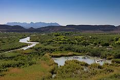 Rio Grande Village and Nature Trail
