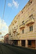 Building in Pinar del Rio, Cuba.