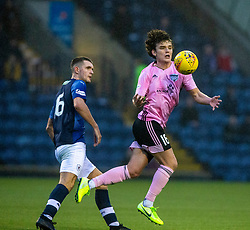 Raith Rovers Dave McKay and Peterhead's Ben Armour. Raith Rovers 2 v 1 Peterhead, Scottish Football League Division One played 4/1/2020 at Stark's Park, Kirkcaldy.