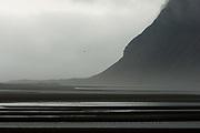 South coast near Hofn, Iceland.