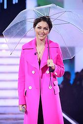 Presenter Emma Willis during the Celebrity Big Brother Launch held at Elstree Studios in Borehamwood, Hertfordshire.Â