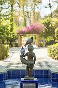Gardens at Alameda de Apodaca.Cadiz,Spain