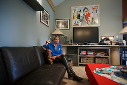 At home with Karin Donckers<br /> Donckers stablers - Minderhoud 2014<br /> © Dirk Caremans<br /> 14/10/14