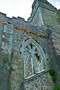 Tintern Abbey 12th Century, formerly a Cistercian Abbey, in County Wexford built by Earl of Pembroke in 1200, Ireland