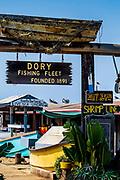 Beachside Fishing at Dory Fleet in Newport Beach