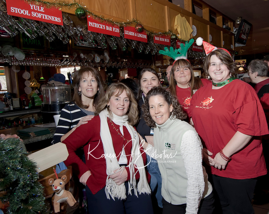 Pub Mania at Patrick's Pub and Eatery to raise money for the WLNH Children's Auction December 9, 2010