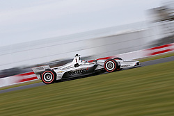 June 22, 2018 - Elkhart Lake, Wisconsin, United States of America - JOSEF NEWGARDEN (1) of the United States takes to the track to practice for the KOHLER Grand Prix at Road America in Elkhart Lake, Wisconsin. (Credit Image: © Justin R. Noe Asp Inc/ASP via ZUMA Wire)