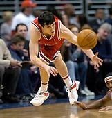 NBA-Chicago Bulls at LA Clippers-Jan 27, 2004