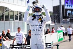 May 5, 2018 - Germany - Motorsports: DTM race Hockenheimring, Saison 2018 - 1. Event Hockenheimring, GER, Gary Paffett ( GBR, Mercedes HWA AG  (Credit Image: © Hoch Zwei via ZUMA Wire)