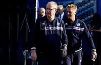 Fotball , 1. juni 2016 Privatkamp  herrer , Norge - Island<br /> Norway - Iceland<br />  trener Lars Lagerback , Island
