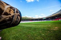 .Hibernian 4 v 3 Falkirk, William Hill Scottish Cup Semi Final, Hampden Park...