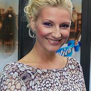 NLD/Amsterdam/20120923- Premiere musical De Jantjes, Denise van Rijswijk