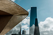 Rotterdam, centarl train station