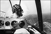 Nederland, Nijmegen, 1-7-1981Zweefvliegen boven het rijk van nijmegen.Foto: Flip Franssen/Hollandse Hoogte