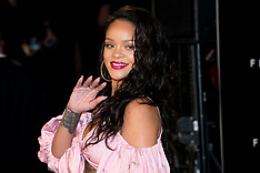 Sephona Fenty Beauty Rihanna Photocall - 23 Sep 2017