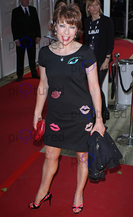 Kathy Lette, Glamour Women of the Year Awards, Berkeley Square, London UK, Photo by Brett D. Cove