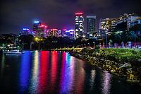 Lavender Bay @ Night, North Sydney